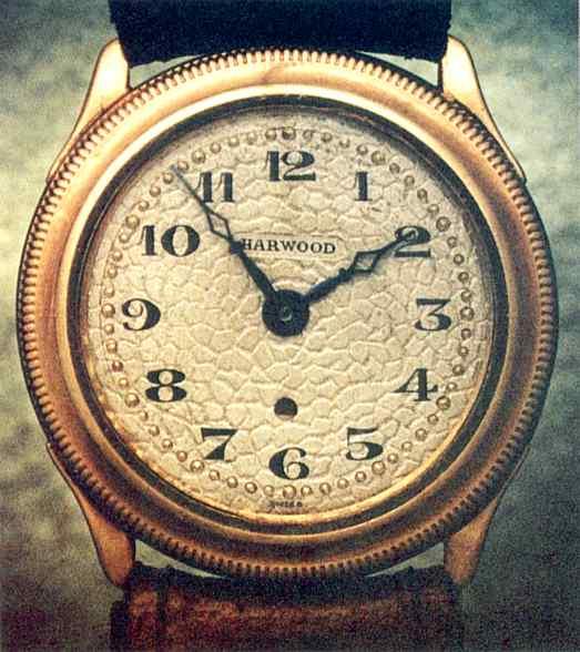 Orologio automatico Harwood